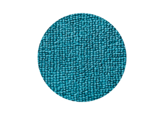 CHIFFONNETTE ABSORPTION TURQUOISE,
